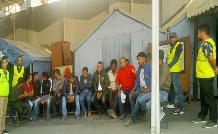 येँया २३ गू निर्माण हलंज्वलंया डिपो संचालक गिरफ्तार
