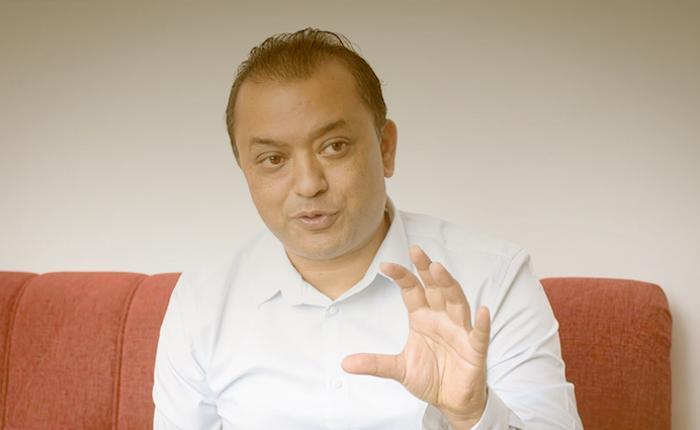 स्वास्थ्यमन्त्री ढकालपाखें सुनुवाई मजू : नेता गगन थापा