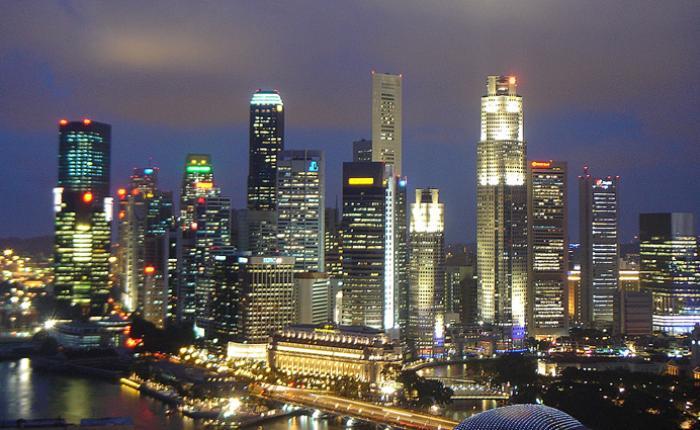 सिंगापुर विकास गथे जुल ?