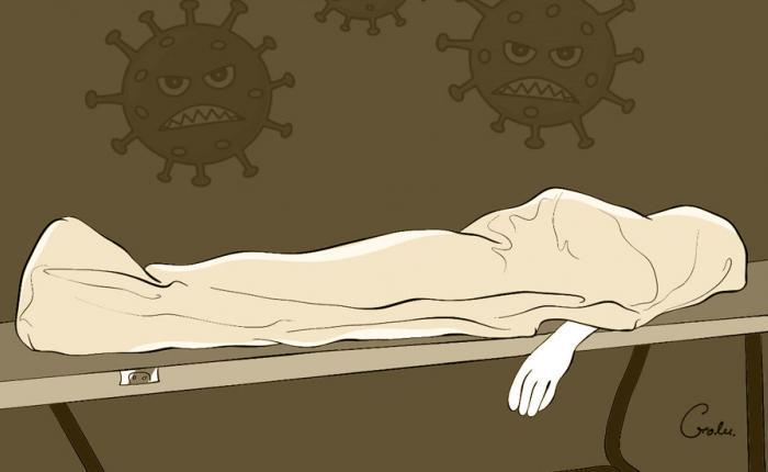 पाटन अस्पतालय् कोरोना संक्रमणपाखें निम्ह सित
